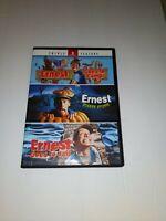 Ernest Goes to Camp / Ernest Scared Stupid / Ernest Goes to Jail -DVD
