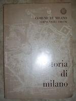 COMUNE DI MILANO - CORPO VIGILI URBANI - STORIA DI MILANO - 1972 (OB)