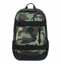 Zaino DC Shoes Clocked 18L Camo Backpack Sac à dos Rucksack - scuola - skate