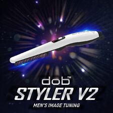 Styler V2 Men's Electric Hair Styler Beard Sideburns Mustache Comb Styling Iron