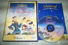 DVD WALT DISNEY CONTES ET LEGENDES VOL.1 le prince et le pauvre et autres contes