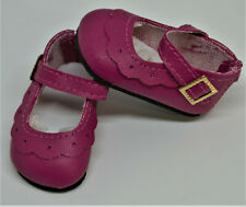Shoes Fuschia for Paola Reina Wellie Wishers Doll Accessories Clothes
