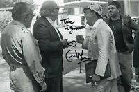 Carlo Verdone Foto autografata Signed Cinema Autografo Asta di beneficenza Coa