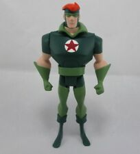 JLU Custom Red Star DC Comics