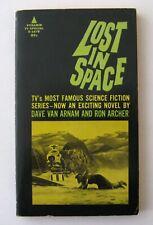 Lost In Space Horror Sci-Fi Fantasy Movie Tv Tie-In Pyramid 1st 1967 Fine Unread