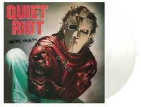 QUIET RIOT ( - METAL HEALTH (LIMITED TRANSPARENT VINYL)   VINYL LP NEU