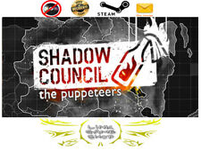 Shadow Council: The Puppeteers PC & Mac Digital STEAM KEY - Region Free