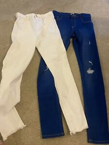 Girks Age 12 River Island Jeans