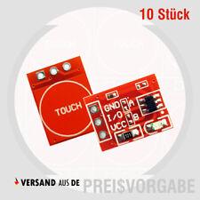 10x TTP223 Kapazitiver Touch Sensor Capacitive Schalter Arduino Raspberry Pi TOP