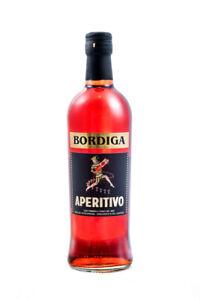 """Aperitivo """"Bordiga"""" aus Piemont, Italien. 0,7 l, alc. 16 % vol."""