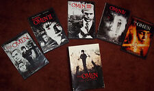Omen Collection DVDs Omen II IV Damien Final Conflict Awakening
