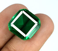 Muzo Colombian Emerald Gemstone 9-11 Ct 100% Natural Octagon AGSL Certified