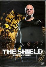 Dvd THE SHIELD  - *** Stagione 02 (Box 4 Dvd) ***.....NUOVO