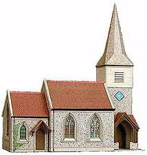 Superquick , 00 scale Country Church. Kit build service
