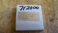 NOS Suzuki Piston Ring set O/S 0.50mm 54mm 1981-1985 RM125 06-6720