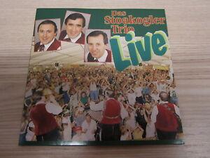 CD /   Das Stoakogler Trio  ?– Live  /  TOP RARITÄT /