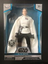 "Disney Store Rogue One DIRECTOR ORSON KRENNIC Elite 10"" Action Star Wars PREMIUM"