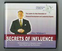 "Secrets of Influence: AKA ""Winning With Influence"" - Chris Widener - 8CDs"