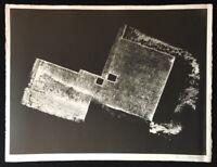 Rudolf Bonvie, 3472, 1987, Lithographie, 1988, handsigniert und datiert
