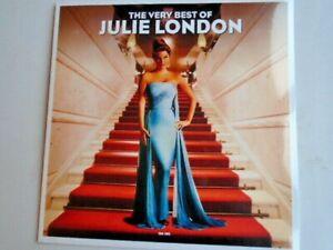 JULIE LONDON The Vey Best Of UK LP 2019 new mint sealed vinyl 180g vinyl