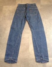 LEVI'S TWISTED/ENGINEERED JEANS SIZE 28 X 34 VGC