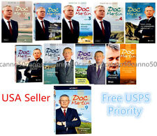 Doc Martin Complete Series Seasons 1-9 + Movies (DVD 24-Discs) Region 1 for USA