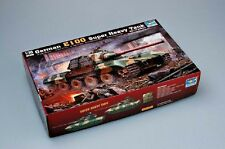 Trumpeter 00384 1/35 German E-100 Super Heavy Tank
