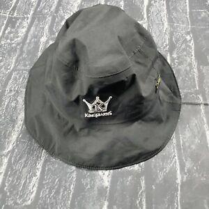 ZR Zero Restriction Gore-Tex Bucket Hat One Size Fit All Black Rain Gear