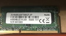 2GB PC3-8500 DDR3-1066 Unbuffered Sodimm **Assorted brands/Pulled Working Env**