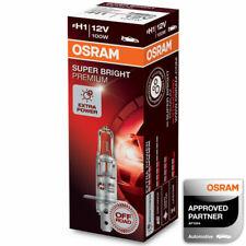1 Lampada Lampadina Luce OSRAM SUPER BRIGHT PREMIUM H1 (PX14.5s) 12V 100W