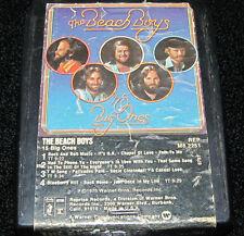 Vintage 8 Track Tape Rock n Roll Ocean California Music The Beach Boys 15 Big