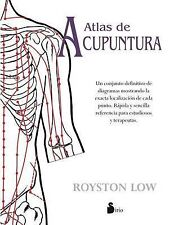 NEW Atlas de acupuntura (Spanish Edition) by Royston Low