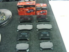 FOR TOYOTA SUPRA 3.0TWIN TURBO BRAKE PADS MINTEX FRONT & REAR PADS