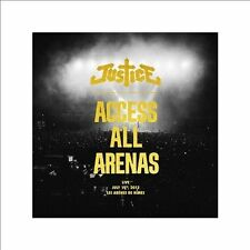 Access All Arenas by Justice (French Duo) (CD, May-2013, Ed Banger Records)
