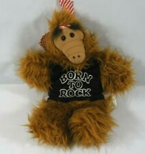 """1988 ALIEN PRODUCTIONS VINTAGE """"ALF"""" """"BORN TO ROCK"""" HAND PUPPET"""