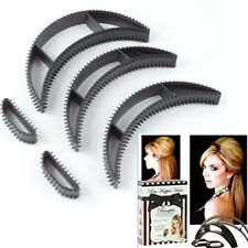 5PCS Bumpits Big Happie Hair Volumizing Inserts Pump Set Bump It Up Popular Tool