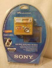 NEW SEALED RARE Sony Net MD Walkman MZ-N505 Type-R MiniDisc Recorder