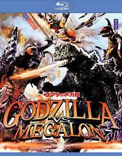 New ListingGodzilla Vs. Megalon [Blu-ray] Dvd, Katsuhiko Sasaki, Jun Fukuda