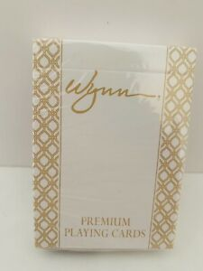 Las Vegas Wynn Premium Playing Cards