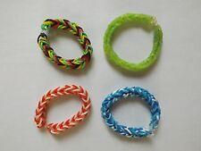 lot de 4 bracelets élastiques