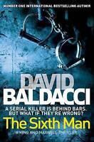 (SIXTH MAN) BY BALDACCI, DAVID[ AUTHOR ]Paperback 11-2011, , Very Good Book