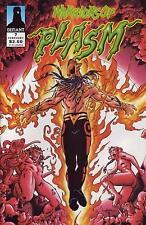 WARRIORS OF PLASM   # 7  -  COMIC  - 1994  - 9.6