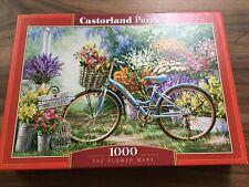Castorland - The Flower Mart - Jigsaw Puzzle - 1000 Pieces