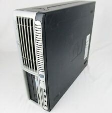 HP Desktop Computer dc7600 Powers On For Parts As Is