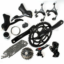 SHIMANO Sora 3500 Road Bike Groupset Group Set Drivetrain Kits Gruppos 9 Speeds