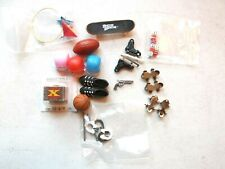 15pcs 1:12 Dollhouse Miniature Sports Basketballs,Skates,Yard Darts,Football
