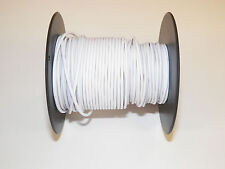 16 GXL HIGH TEMP AUTOMOTIVE WIRE 100 FOOT SPOOL OF WHITE