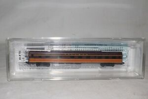 MTL Z SCALE #550 00 020 ILLINOIS CENTRAL PASSENGER SLEEPER CAR, EXCELLENT, LOT B