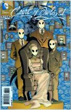 BATMAN & ROBIN #23.2 COURT OF OWLS 3D LENTICULAR FIRST PRINT 9.6 9.8 CGC IT DC