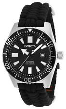Invicta 29563 Pro Diver Men's 46mm Stainless Steel Black Dial Automatic Watch